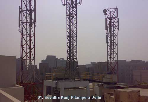 Cell Towers Removed